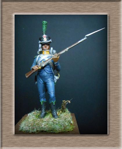Grenadier 15e régiment Infanterie de la ligne Espagne 1807 MM 54m (modifications)  - Page 6 74_15911
