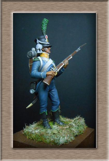 Grenadier 15e régiment Infanterie de la ligne Espagne 1807 MM 54m (modifications)  - Page 6 74_16010