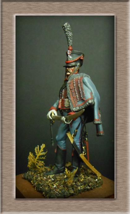 Grenadier 15e régiment Infanterie de la ligne Espagne 1807 MM 54m (modifications)  - Page 16 74_18918