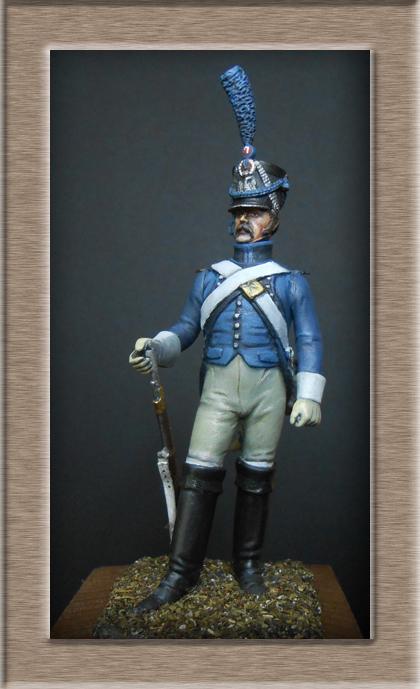 Soldat du train d'artillerie 1808 74_19417