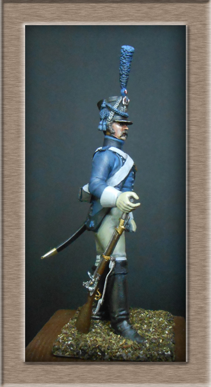 Soldat du train d'artillerie 1808 74_19517