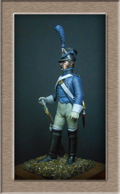 Grenadier 15e régiment Infanterie de la ligne Espagne 1807 MM 54m (modifications)  - Page 16 74_19519