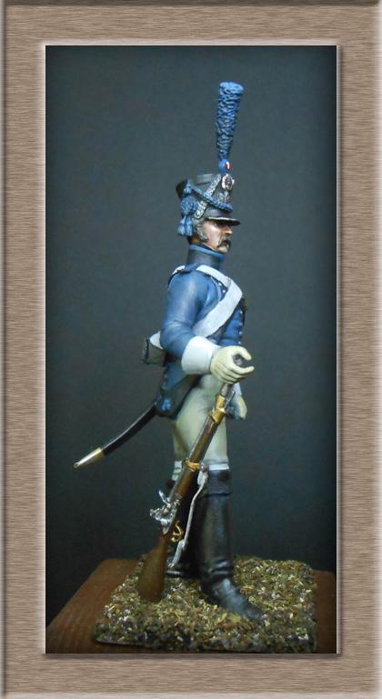 Grenadier 15e régiment Infanterie de la ligne Espagne 1807 MM 54m (modifications)  - Page 16 74_19520