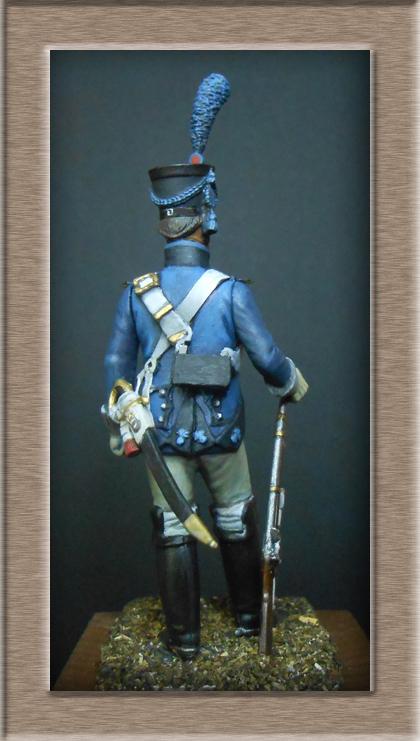 Grenadier 15e régiment Infanterie de la ligne Espagne 1807 MM 54m (modifications)  - Page 16 74_19613