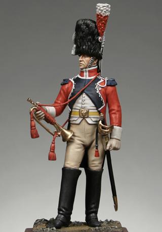 Soldat du train d'artillerie 1808 Trcar113