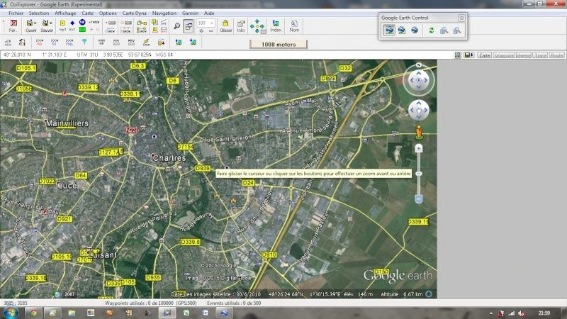 OZI PC ET GOOGLE EARTH Sans_t10