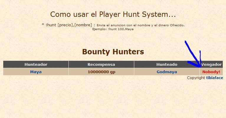 [Sistema] Bounty Hunters (Compatible con OTx alls protocolos tfs 0.3.7) Captur24