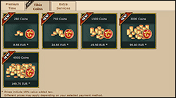 Tibia Coins and the Store Websho11