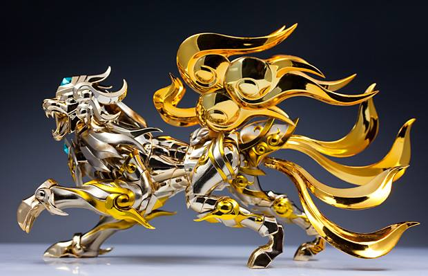 Galerie du Lion Soul of Gold (Volume 2) 11698610