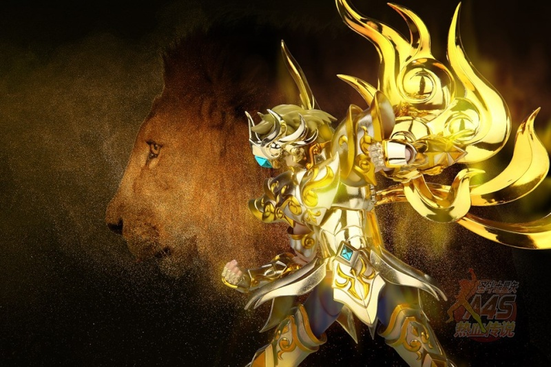 Galerie du Lion Soul of Gold (Volume 2) 11752511