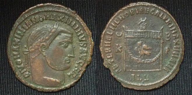 Divo Claudio - revers inédit ?  210