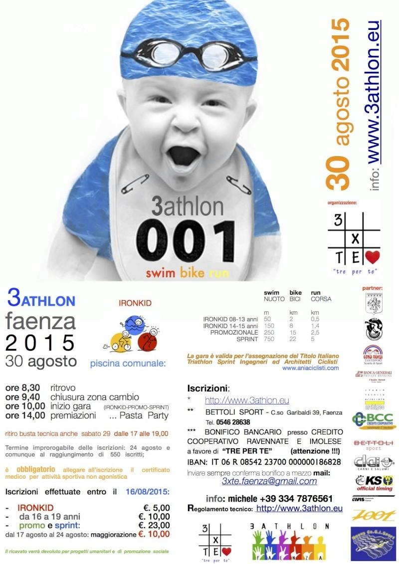 30 Agosto 2015 - Triathlon Faenza Tdf20110