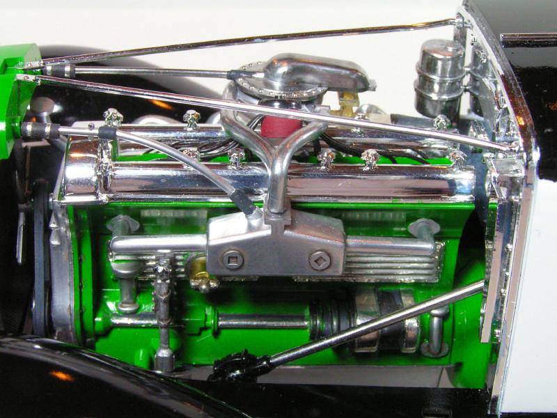 Large Scale Automotive Build   Duesie65
