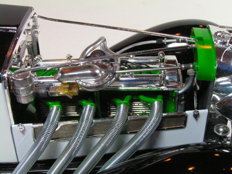 Large Scale Automotive Build   Duesie66