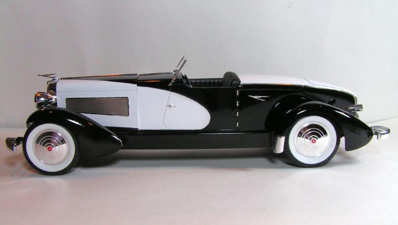 Large Scale Automotive Build   Duesie69