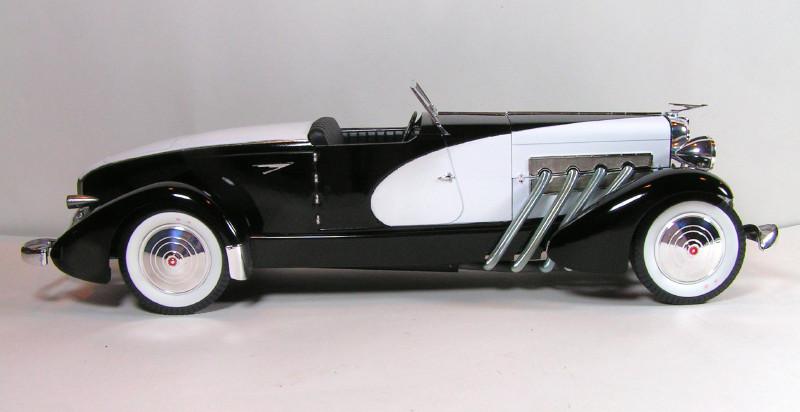 Large Scale Automotive Build   Duesie70