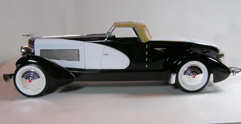 Large Scale Automotive Build   Duesie77