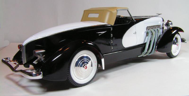 Large Scale Automotive Build   Duesie79