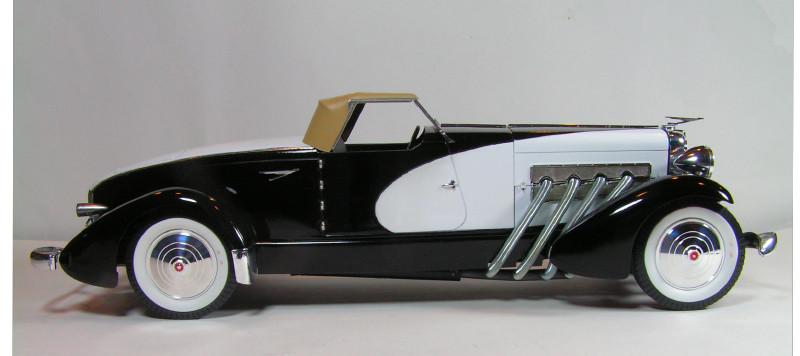 Large Scale Automotive Build   Duesie80