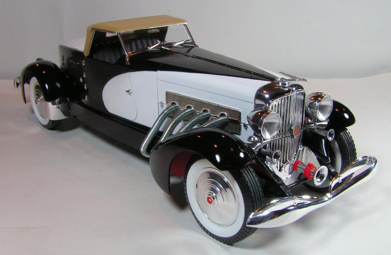 Large Scale Automotive Build   Duesie81