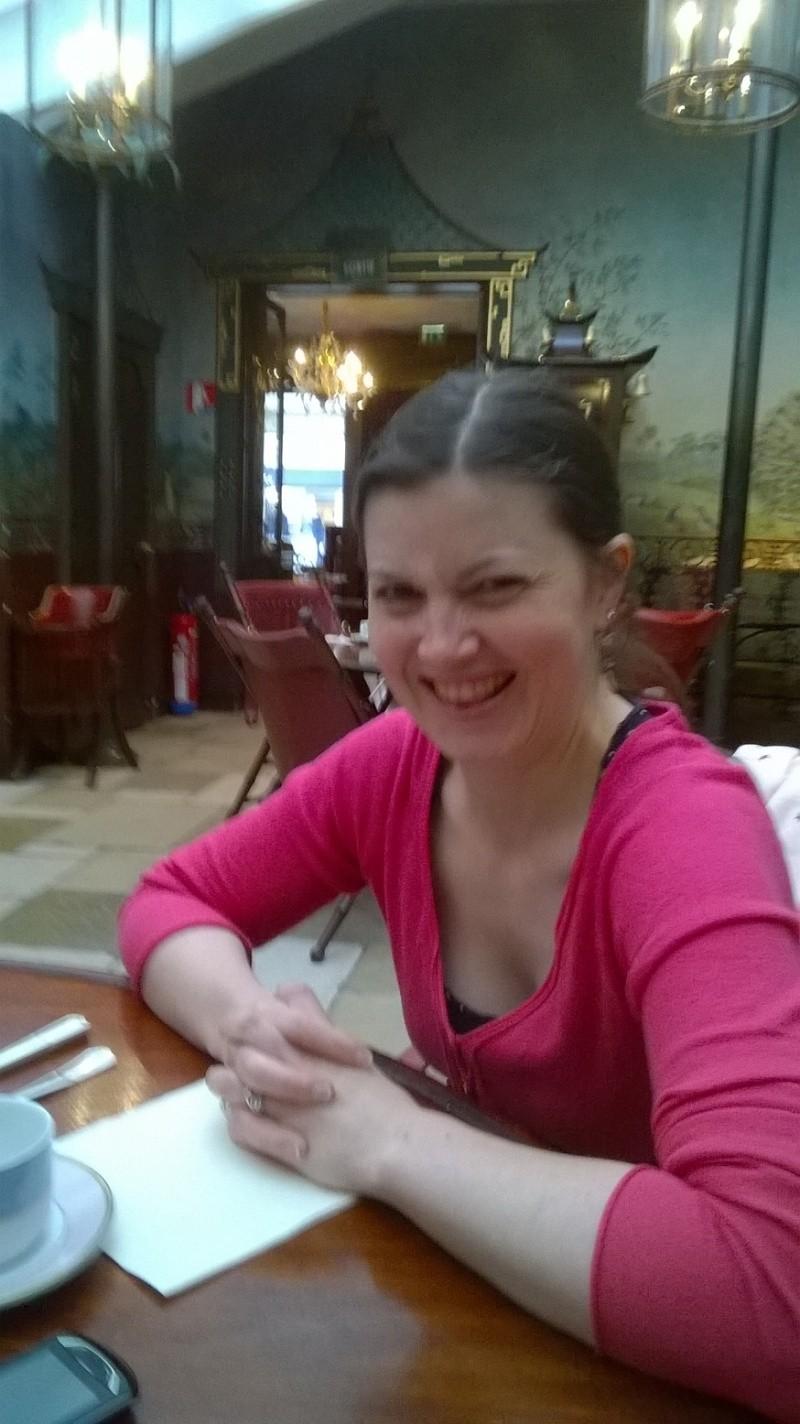 Rencontre avec Lori Nelson Spielman - vendredi 29 mai 2015  Wp_20113