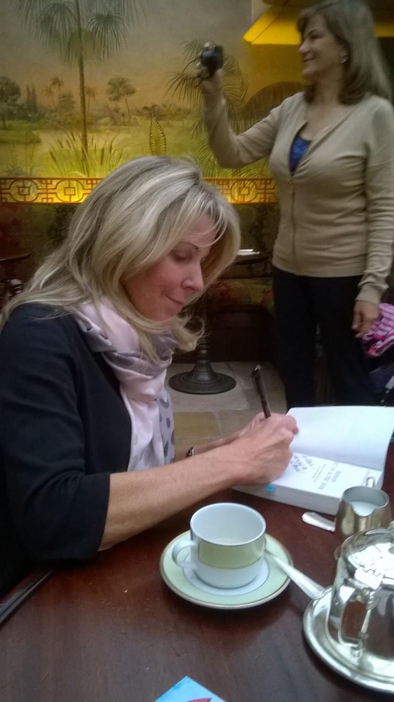 Rencontre avec Lori Nelson Spielman - vendredi 29 mai 2015  Wp_20115