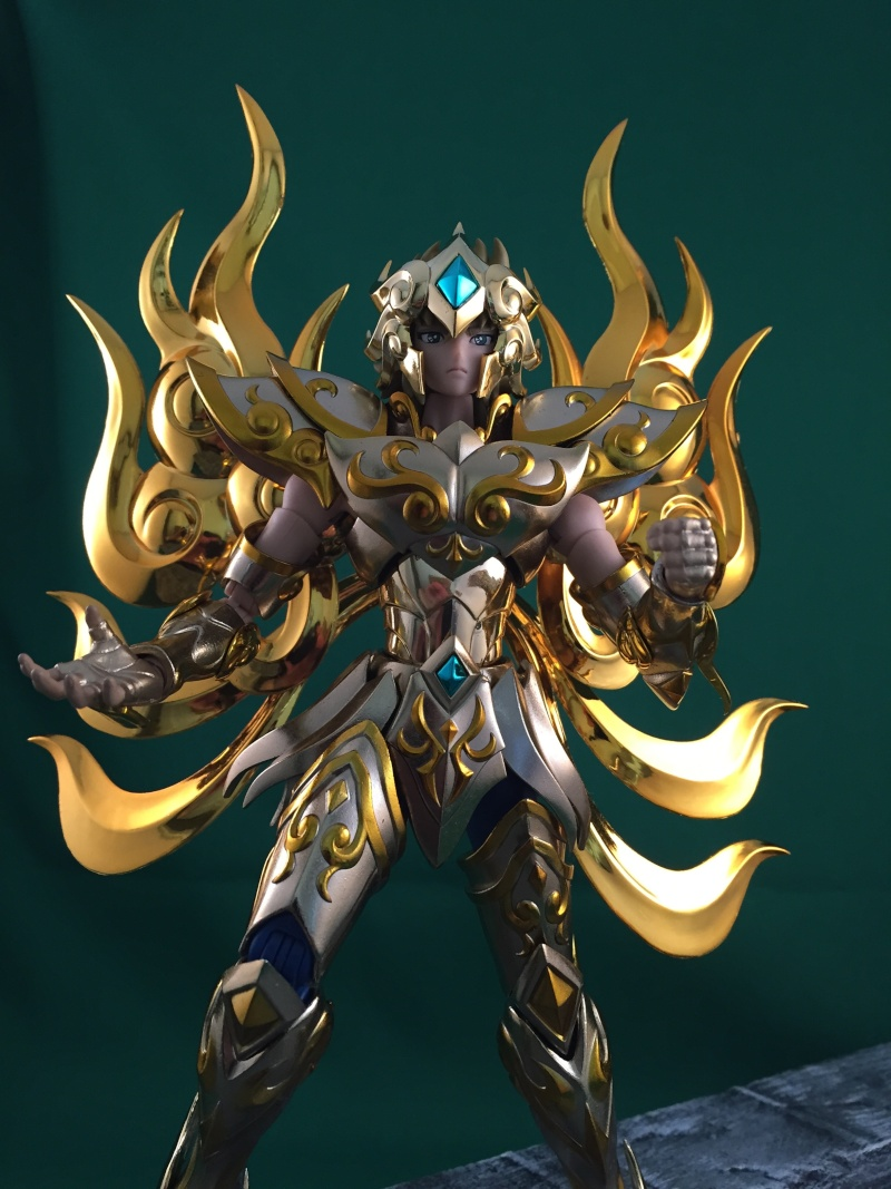 Les photos/montages de votre Myth Cloth EX du Lion Soul of Gold (God Cloth) Img_0114