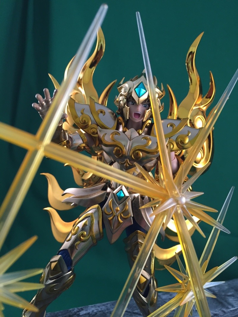 Les photos/montages de votre Myth Cloth EX du Lion Soul of Gold (God Cloth) Img_0117