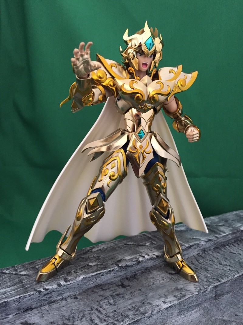 Les photos/montages de votre Myth Cloth EX du Lion Soul of Gold (God Cloth) Img_0120