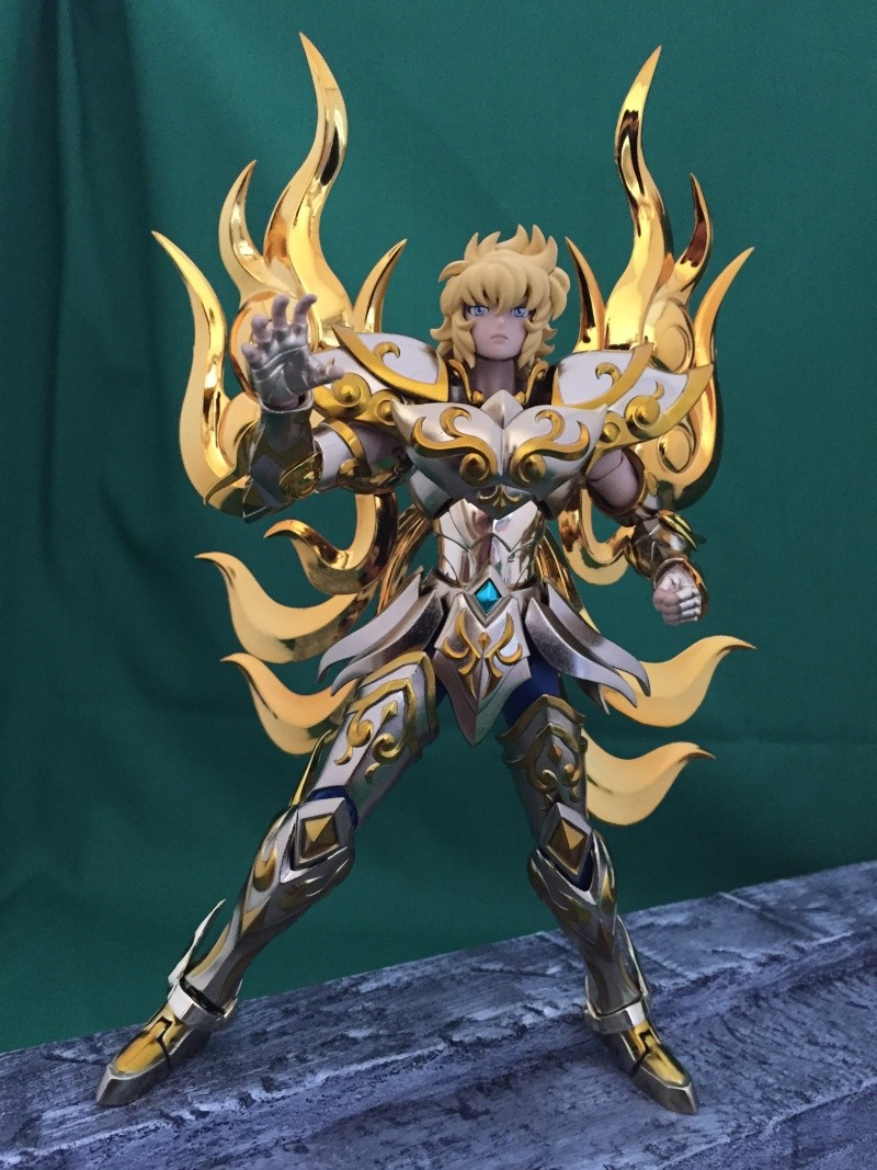 Les photos/montages de votre Myth Cloth EX du Lion Soul of Gold (God Cloth) Img_0121
