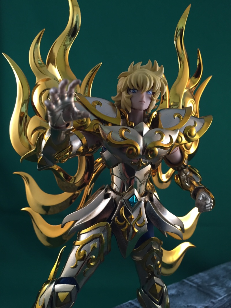 Les photos/montages de votre Myth Cloth EX du Lion Soul of Gold (God Cloth) Img_0122