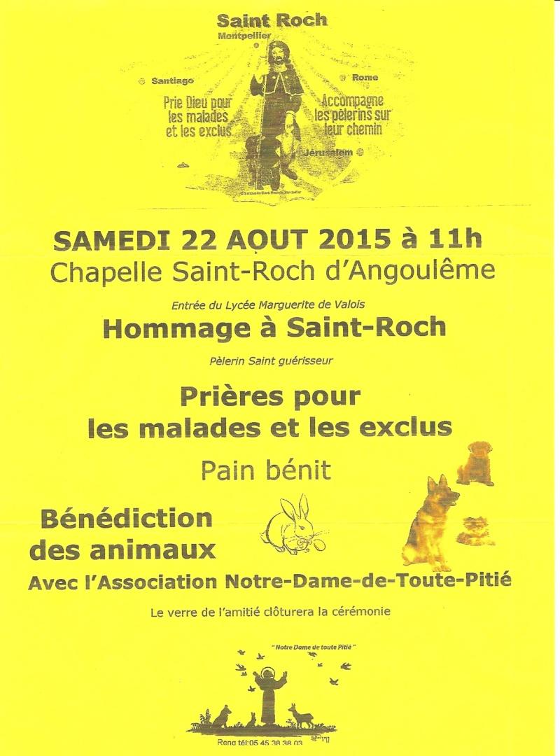 Bénédiction des animaux Messe10