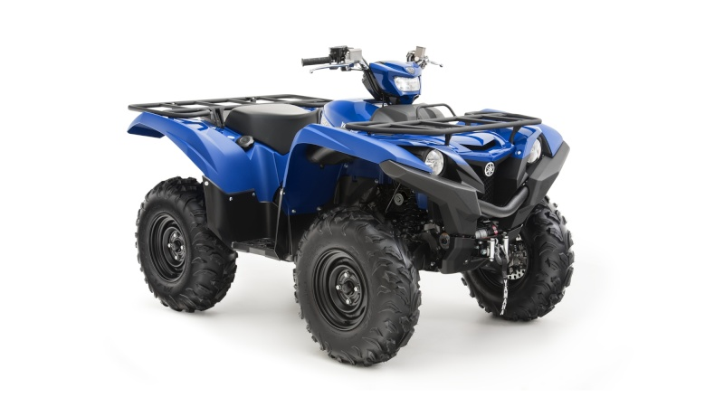 Yamaha Grizzly 700 2016 2016-y10