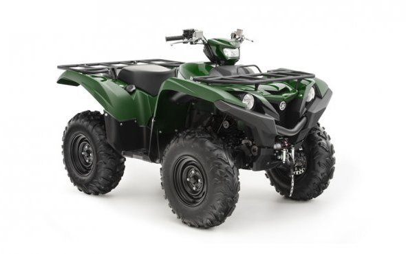 Yamaha Grizzly 700 2016 9957d310