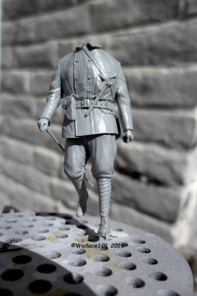 Tankiste français 1917 54mm (GSTE023) Acryliques (Tuto) Fini Appryt10