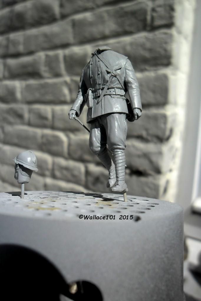 Tankiste français 1917 54mm (GSTE023) Acryliques (Tuto) Fini Appryt13