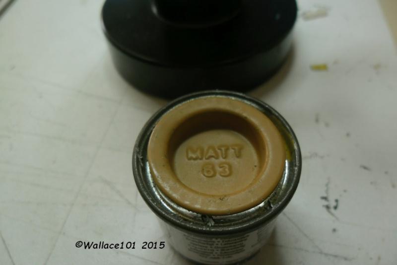 Tankiste français 1917 54mm (GSTE023) Acryliques (Tuto) Fini Appryt29