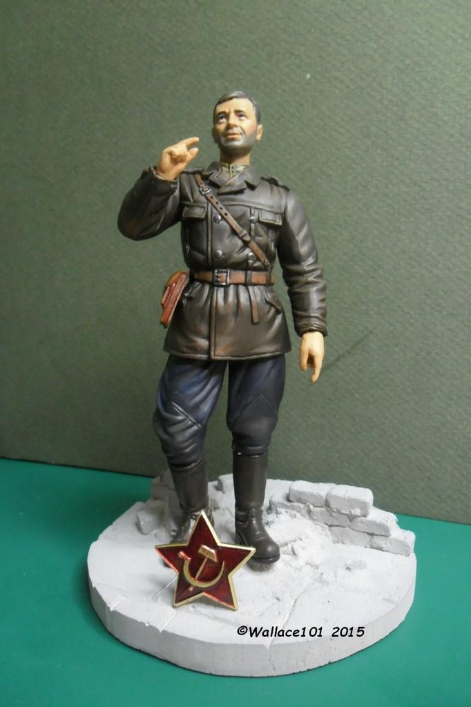 Tankiste soviétique Trumpeter 1/16, Fog models (terminé) - Page 9 Fin00510