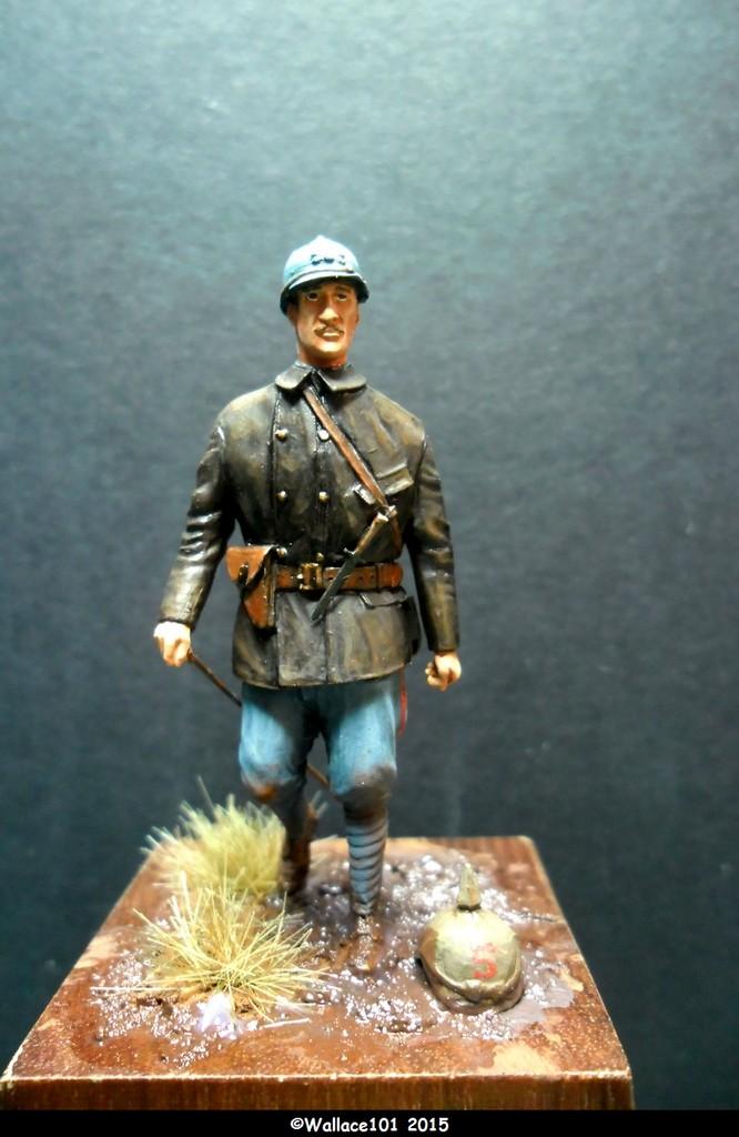 Tankiste Francais 1917 54mm Sam_0443