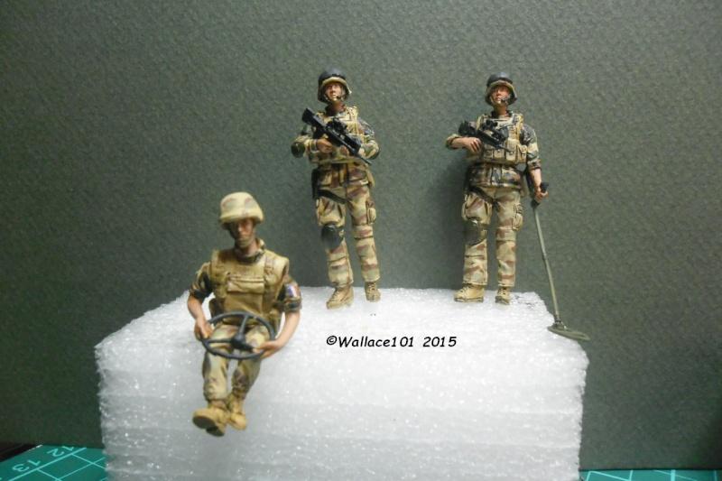 """Opération """"Serval"""" figurines Blast Model  Décals FFSMC Prod. 1/35 Sam_5034"""