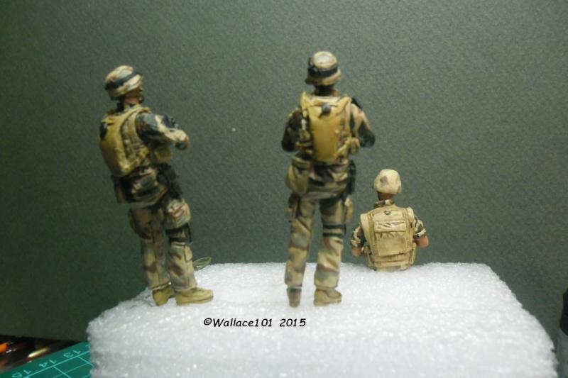 """Opération """"Serval"""" figurines Blast Model  Décals FFSMC Prod. 1/35 Sam_5038"""