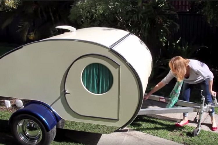 Gidget Retro Teardrop Camper 750x5010
