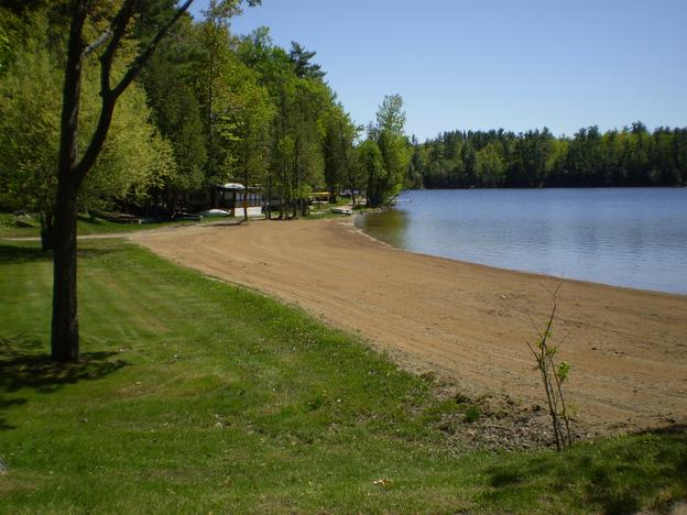McGowan lake Campground (Maberly, Ontario) April_10