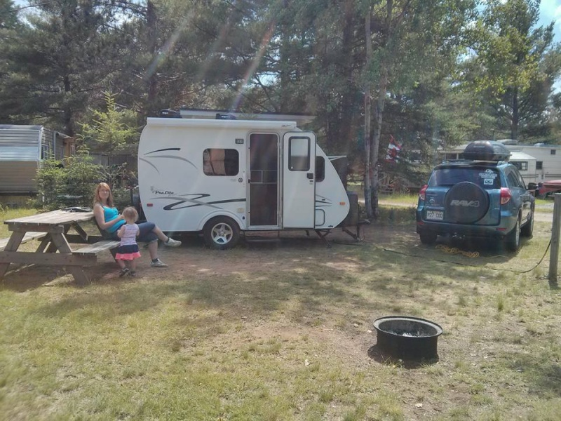 Bancroft Campground Bancro11