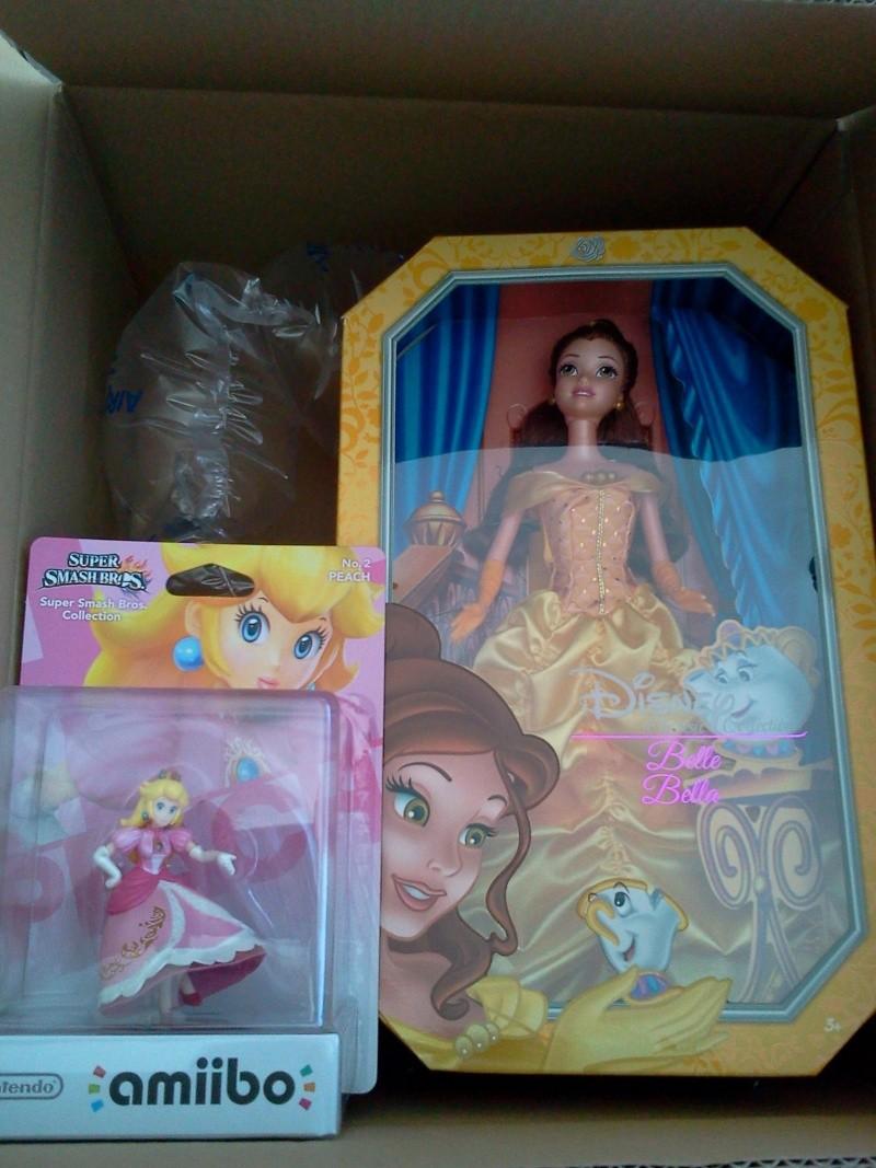 Poupées Mattel 2014 2015-013