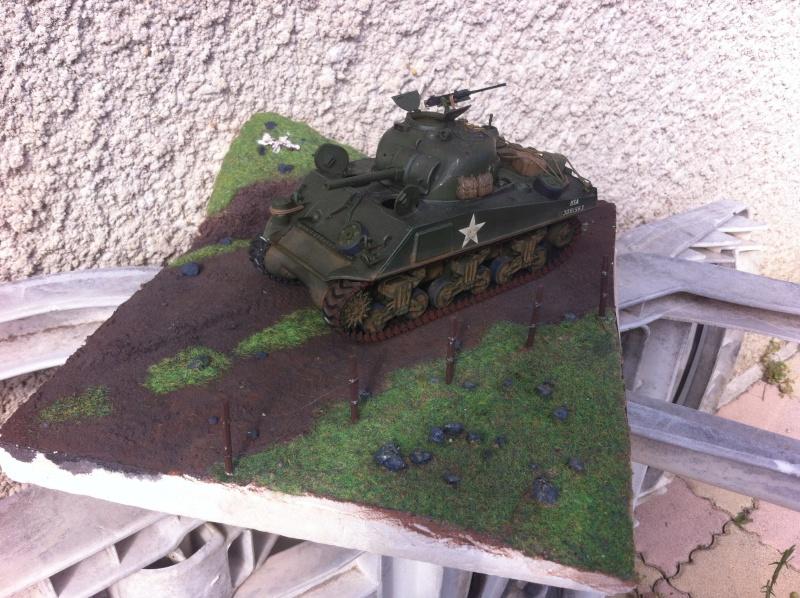 Sherman - Sherman M4A3 Tamiya  Img_1610