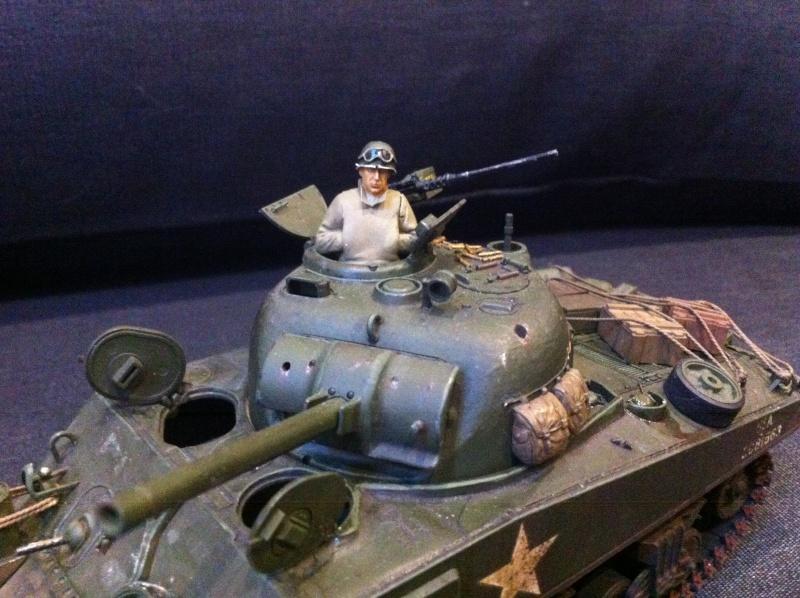 Sherman - Sherman M4A3 Tamiya  Img_1612