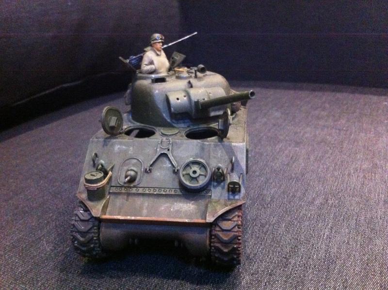 Sherman - Sherman M4A3 Tamiya  Img_1613