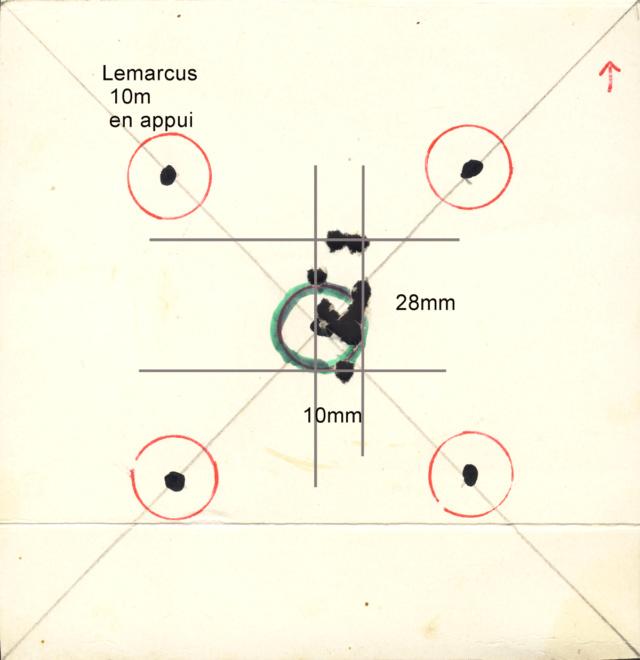 Concours Comparatif lanceurs plombs 4.5/plombs 5.5/BBs 4.5/airsoft 6mm Carton10