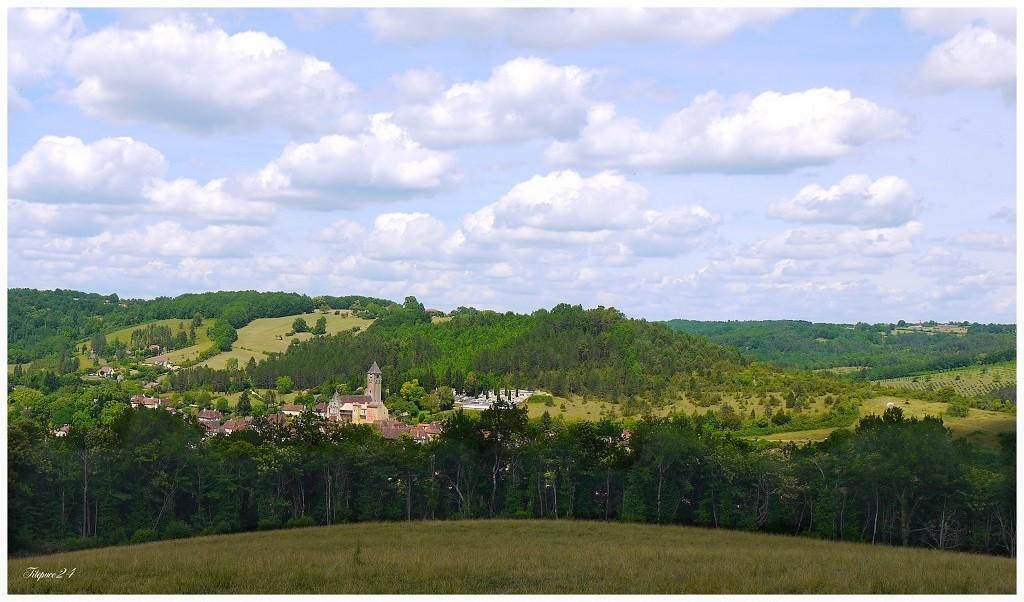 Mon village natal en Dordogne + correction 123_co10